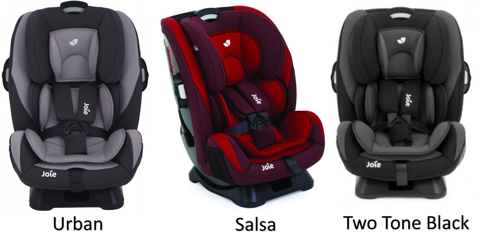 New Joie EVERY Stage Car Seat 3 colo (end 7/16/2017 1:15 AM)