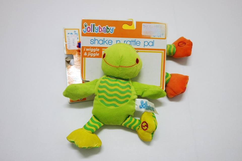 Jollybaby Musical Toy - Frog