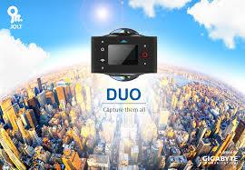Jolt 360 Duo Camera - Picture & Video with 360° - Ori 1 Year Warranty