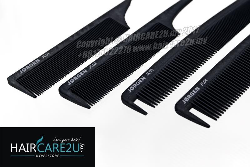 Jorgen Universal All Purpose Metal Cutting Tail Comb
