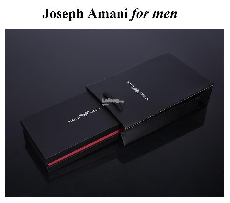 Joseph Amani Summer 2018 - Deer Long Leather Wallet