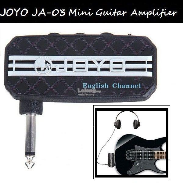 JOYO JA-03 Mini Electric Guitar Amplifier Pocket Powerful Sound Effect
