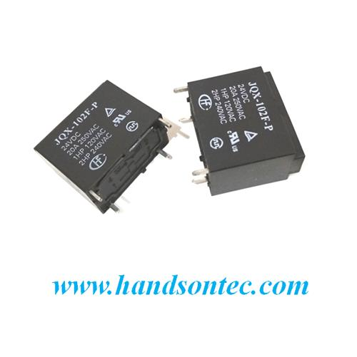 JQX102FP High Power Relay 20A250V end 8122019 815 PM