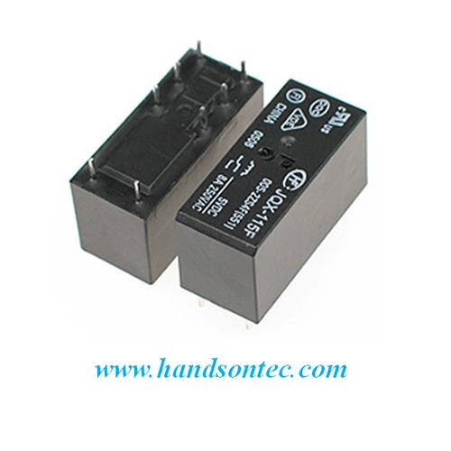 JQX-115F High Power Relay /12V~8A