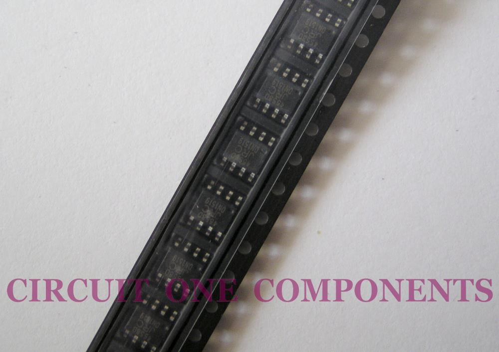 JRC 4558 Dual Op-Amp [ SMD ] IC - Each