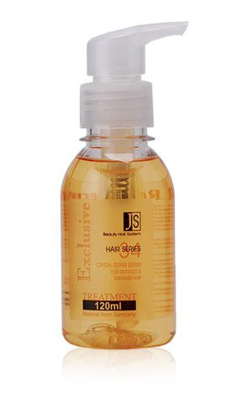 JS Beauty Hair System Crystal Repair Serum (120ml)