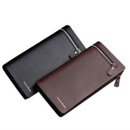 710d6ea8a JS Curewe Kerien Leather Men Big Space Business Long Purse Wallet. ‹ ›