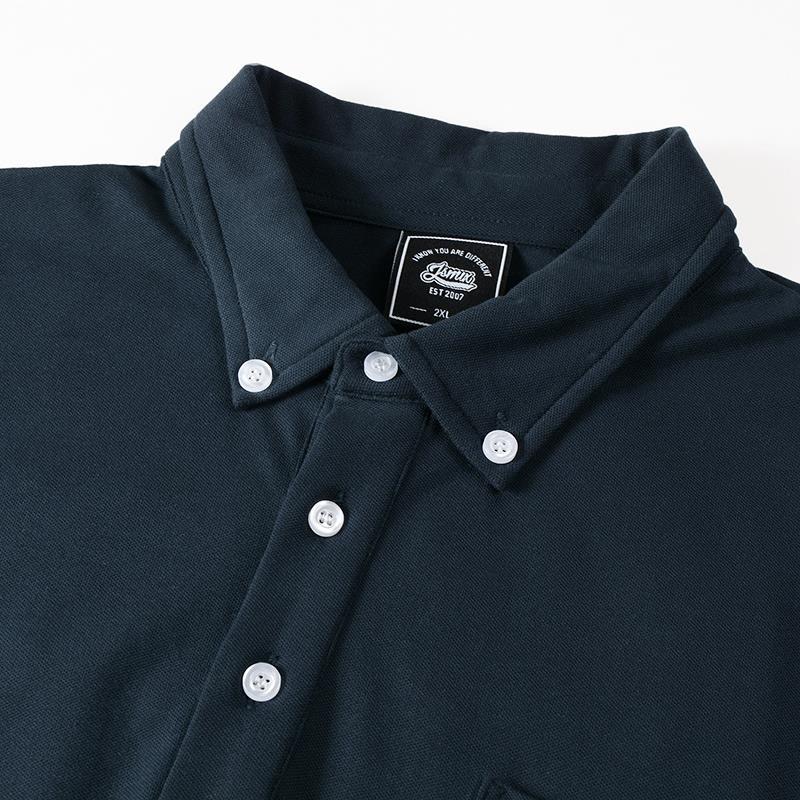 35030c48036 JSMIX Men s Plus Size Big Large Cotton Stripe Polo Shirt 62L0054