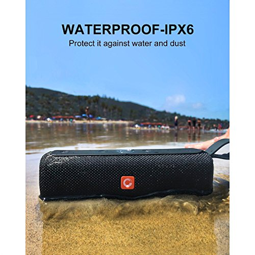 ...From JSP DOSS E-go II Portable Bluetooth Speakers with Superior Sound and E