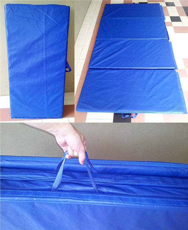 Judo Gymnastics Yoga Training Folding Mat