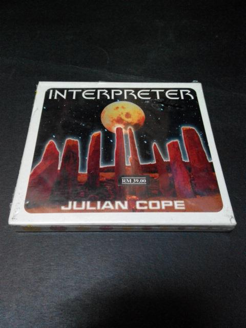 JULIAN COPE - INTERPRETER CD