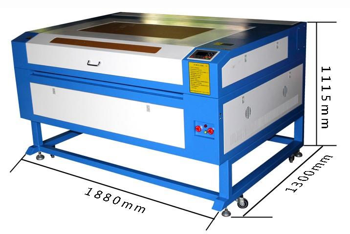 JuLong 1390 CO2 Laser Engraving Cutting CNC Machine Acrylic Cutter