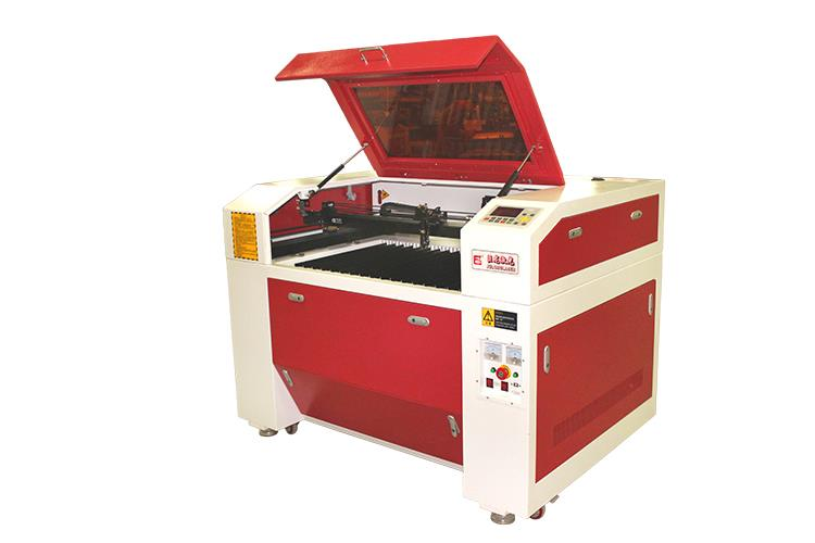 JuLong CO2 Laser Machine High Quality Upgrade Casing (Red & White)