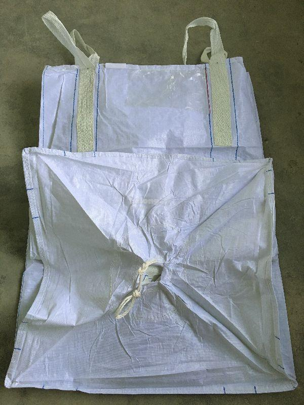 Jumbo Bag  - 95cm x 95cm x 122cm (Duffle Top & Bottom Spout)