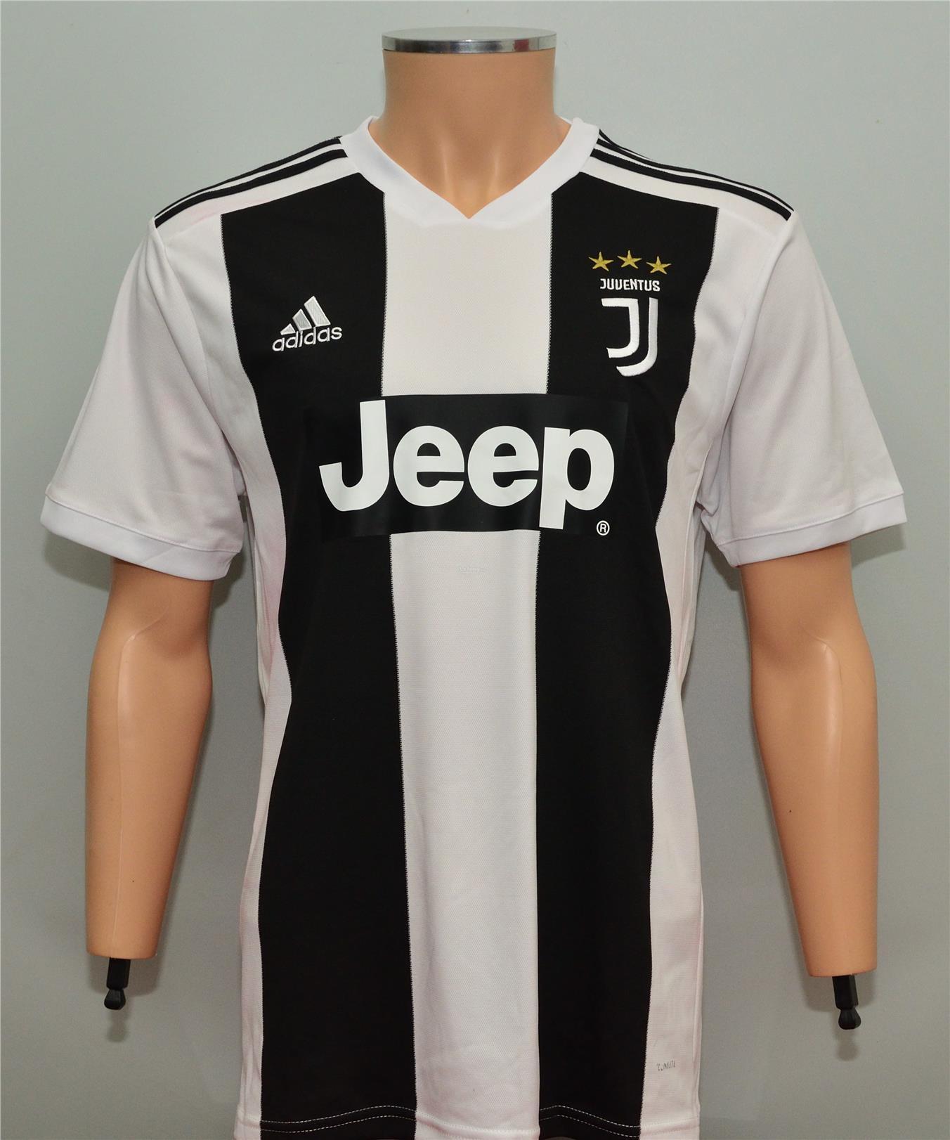 56245981d55 Juventus Home Jersey 2018 2019 (end 9 6 2019 7 15 PM)