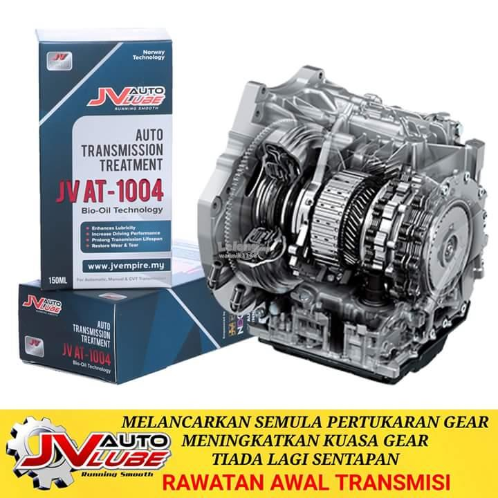 JV AUTO LUBE -  AUTO TRANSMISSION TREATMENT