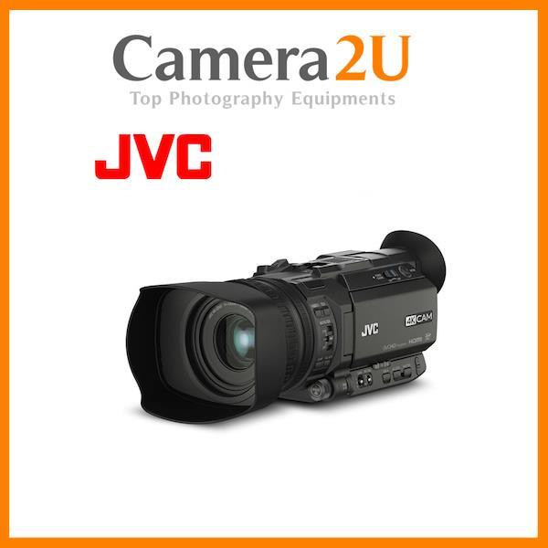 NEW JVC GY-HM170 4K Camcorder
