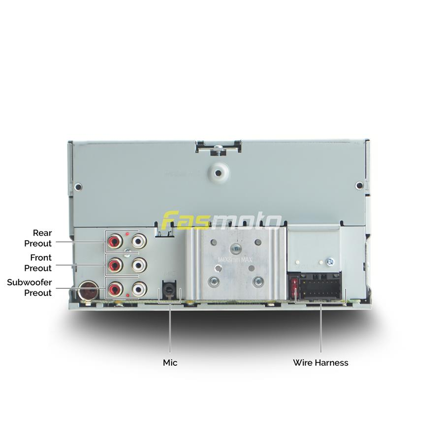 JVC KW-R930BT Double DIN CD Front US (end 2/12/2020 4:15 PM)