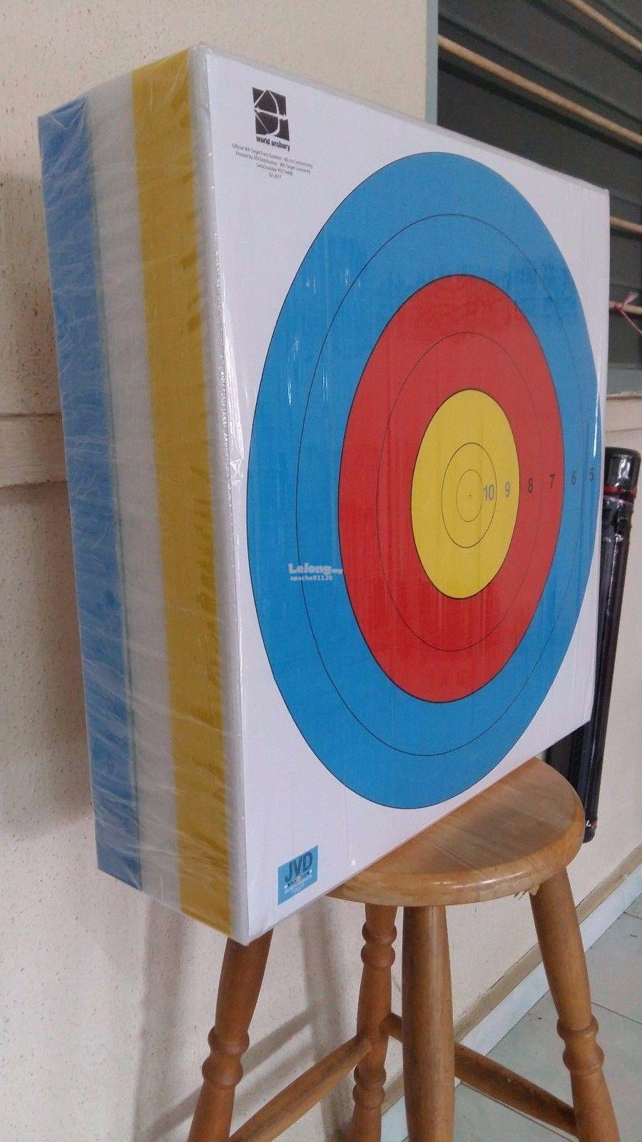 Diy Archery Target Foam Www Topsimages Com