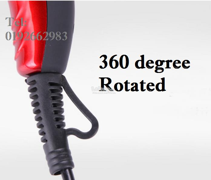 JY-2188 Hair Dryer 2800W Anti Radiation Hair care [Red]