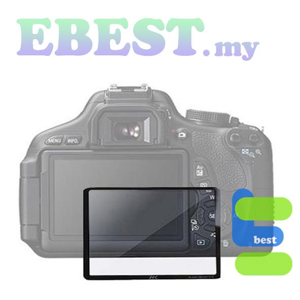 JYC Canon EOS 550 PRO Optical Glass LCD Screen Protector