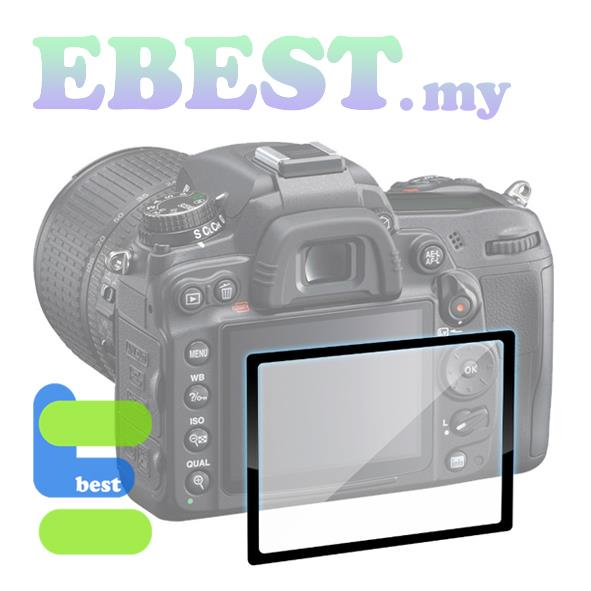 JYC Nikon D5200 PRO Optical Glass LCD Screen Protector