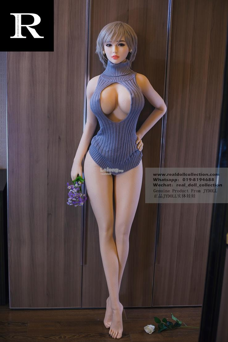 JYDOLL Genuine 170CM+ TPE Sex Doll Display Mannequin NANCY