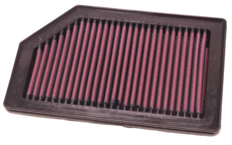 K&N HIGH FLOW DROP IN AIR FILTER HONDA JAZZ CITY 1.5 IDSL IVTEC 03-05