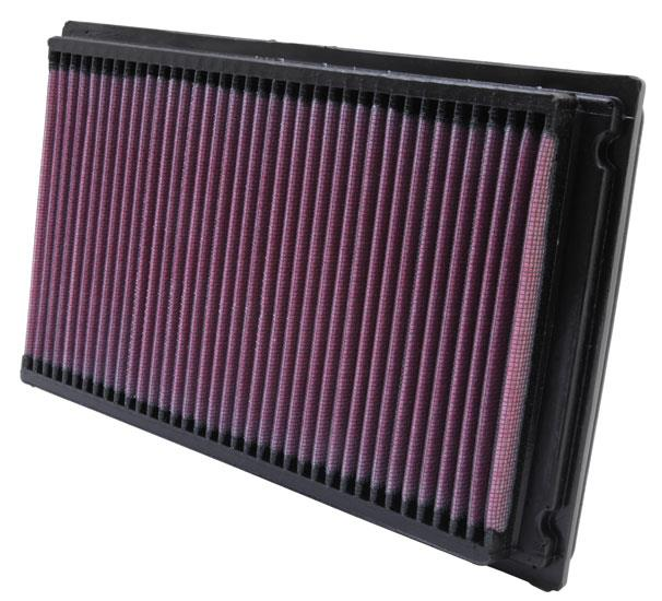 K&N HIGH FLOW DROP IN AIR FILTER NISSAN 350Z Z33/MURANO 3.5L 2001-2006