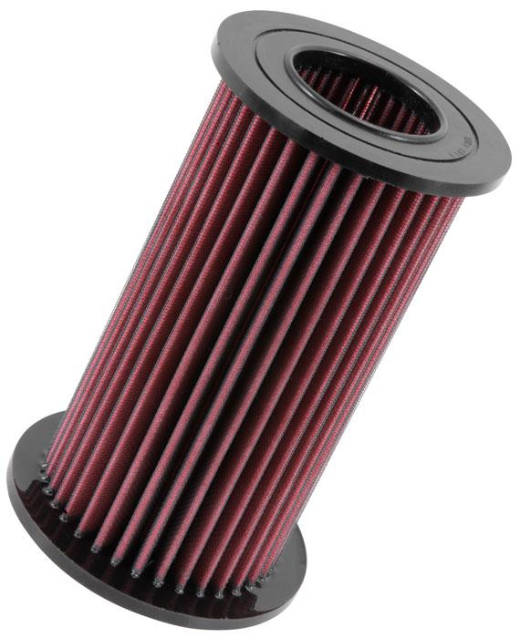 K&N HIGH FLOW DROP IN AIR FILTER NISSAN FRONTIER 2.5 DIESEL (T) 04-06