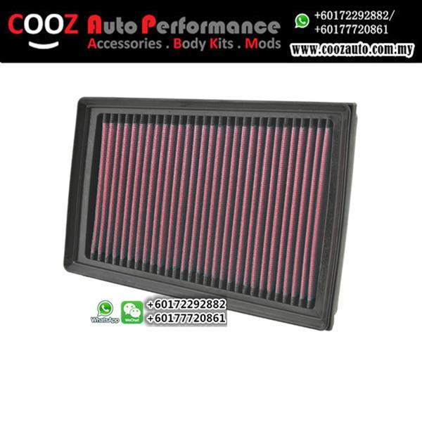 K&N HIGH FLOW DROP IN AIR FILTER NISSAN X TRAIL 2.0 2011+