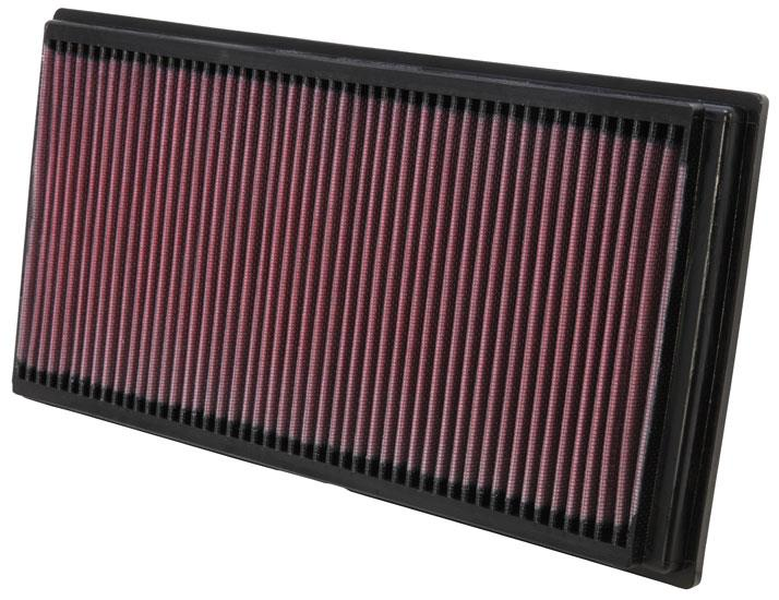 K&N HIGH FLOW DROP IN AIR FILTER VOLKSWAGEN BETTLE 1.6L 2000-2013