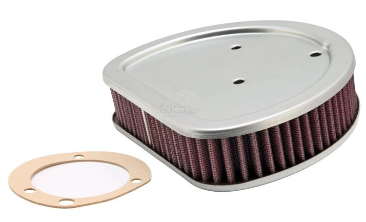 K&N KNN  Air Filter HARLEY DAVIDSON FLSTF FAT BOY / Softail