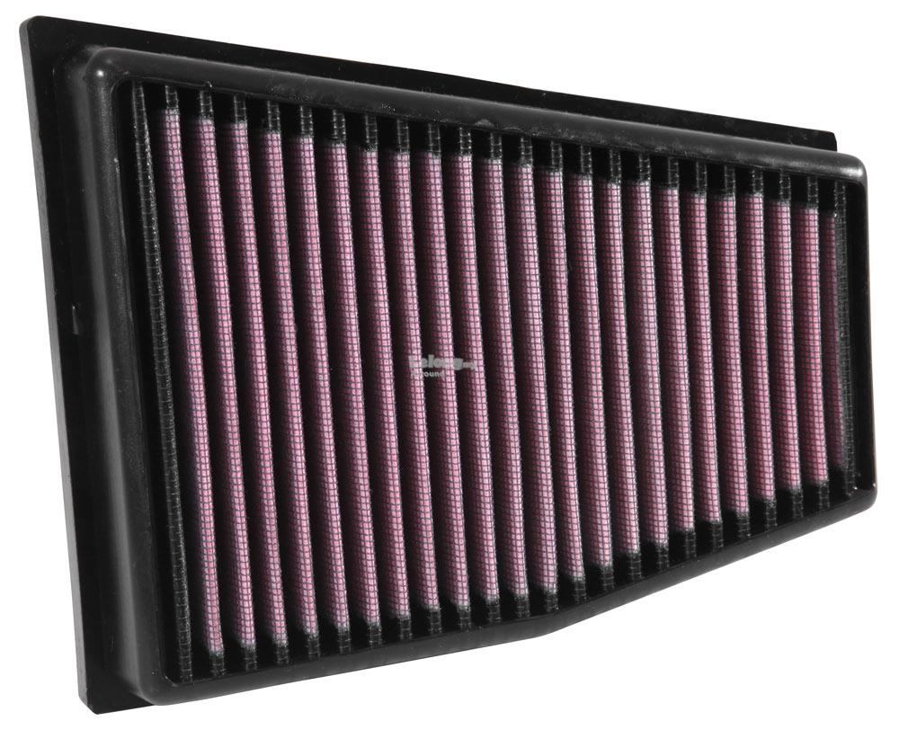K&N Performance Air Filter AUDI RS5 V8-4.2L F/I; 2013-2015 (LEFT)