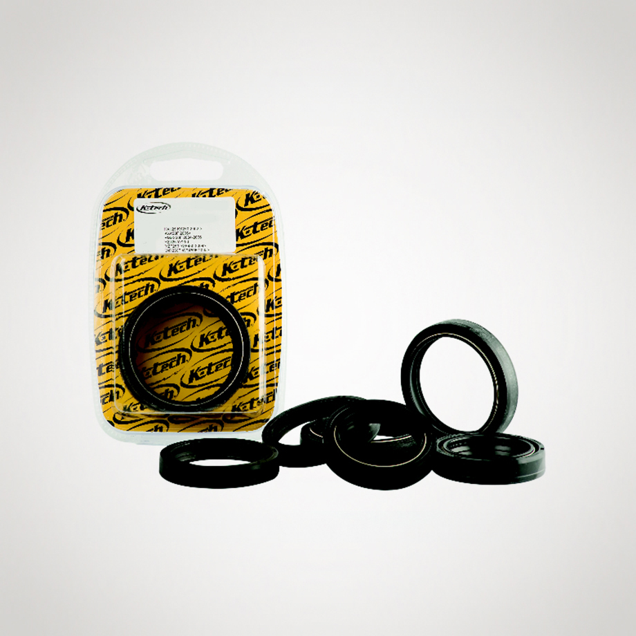 K-Tech Kawasaki ZX6-R 2003-2004 NOK Front Fork Oil Seals 41x53x8/9.5mm