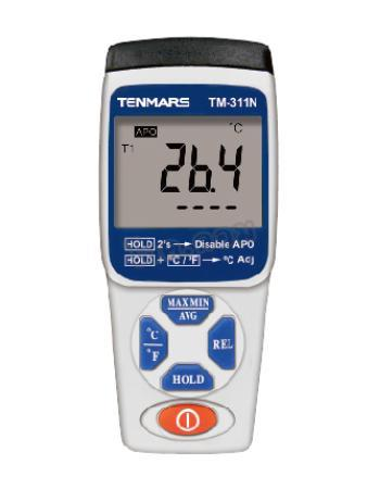 K Type Digital Thermometer (TM311N)