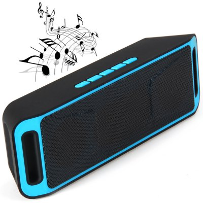 K812 Portable Bluetooth V2.1 Stereo Speaker with Built-in Microphone T..