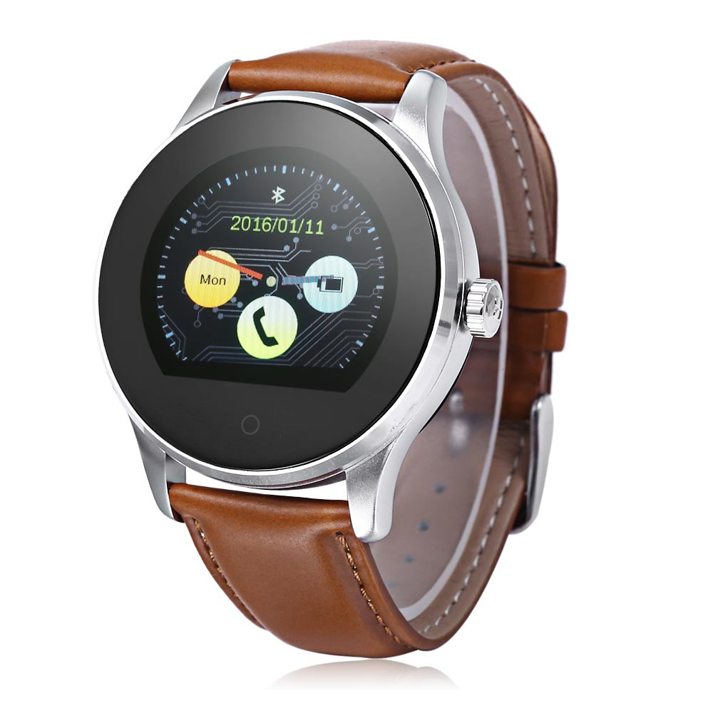 smart watch with heart rate