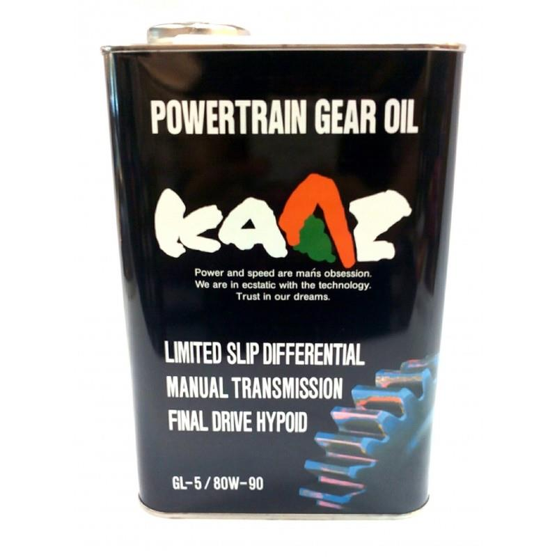 KAAZ GEAR / LSD OIL GL5 80W-90 (2L)