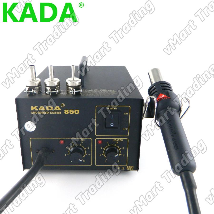 KADA 850 Diaphragm Pump Hot Air Rework Station