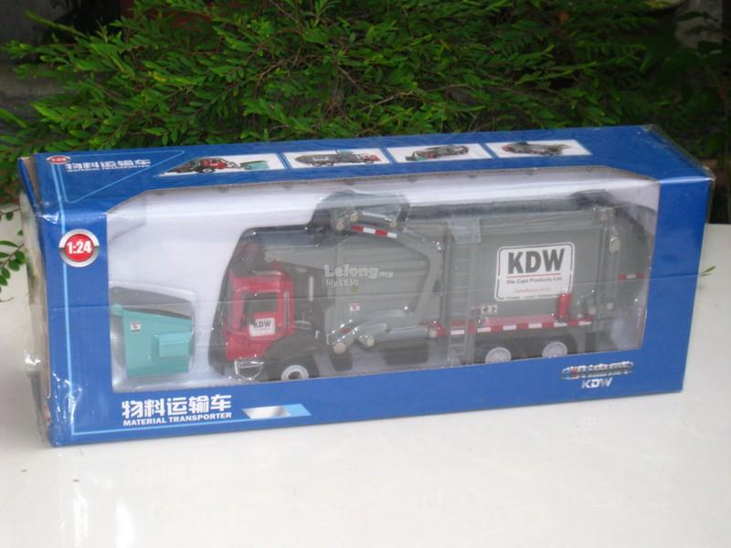 Kaidiwei 1/24 Material Transporter Construction Vehicle (625040)