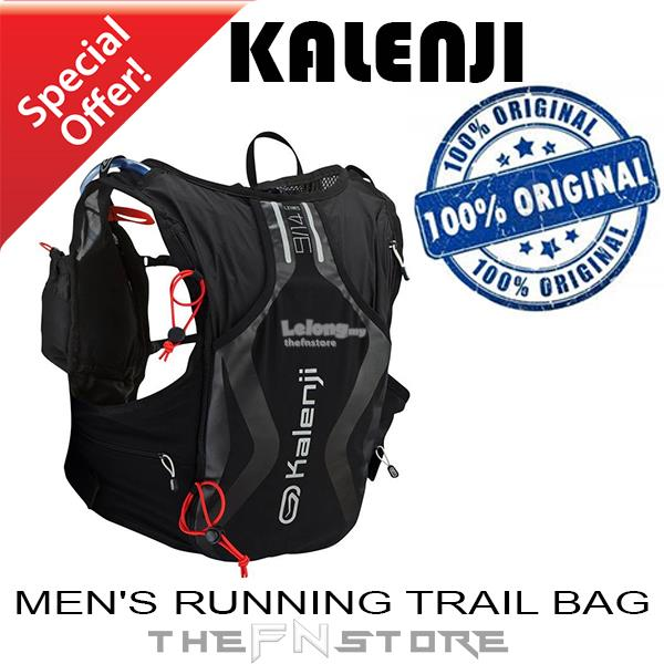 cheap for discount 5c04c d4cc4 KALENJI MEN'S RUNNING TRAIL BAG
