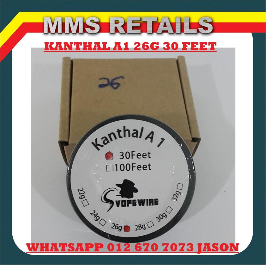 Awesome 26 Gauge Kanthal Wire Pictures Inspiration - Electrical ...