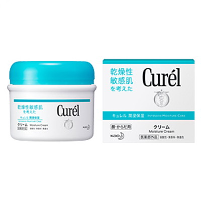 Kao curel cream jar 90 g