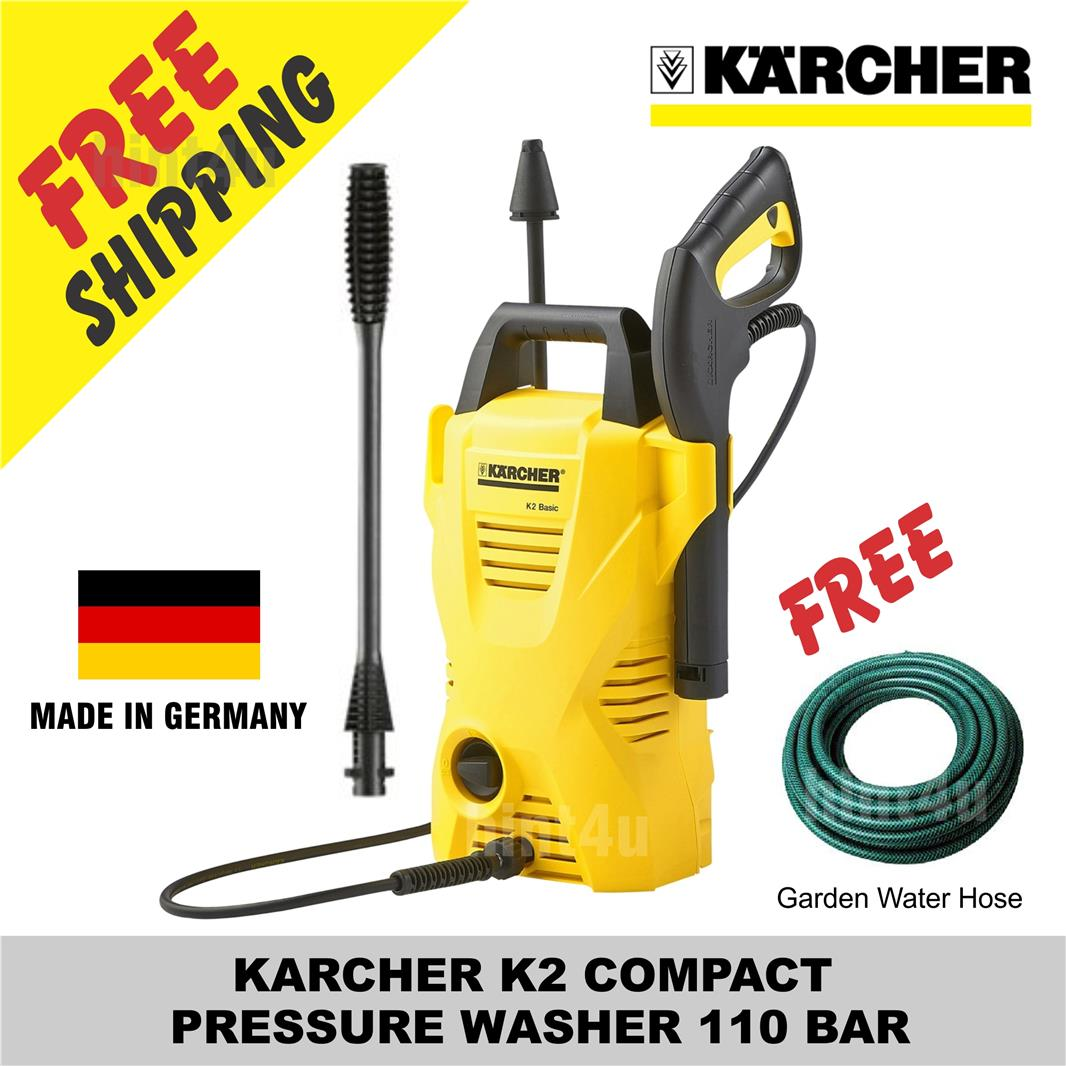 karcher k2 110bar compact pressure c end 5 10 2020 9 37 pm. Black Bedroom Furniture Sets. Home Design Ideas