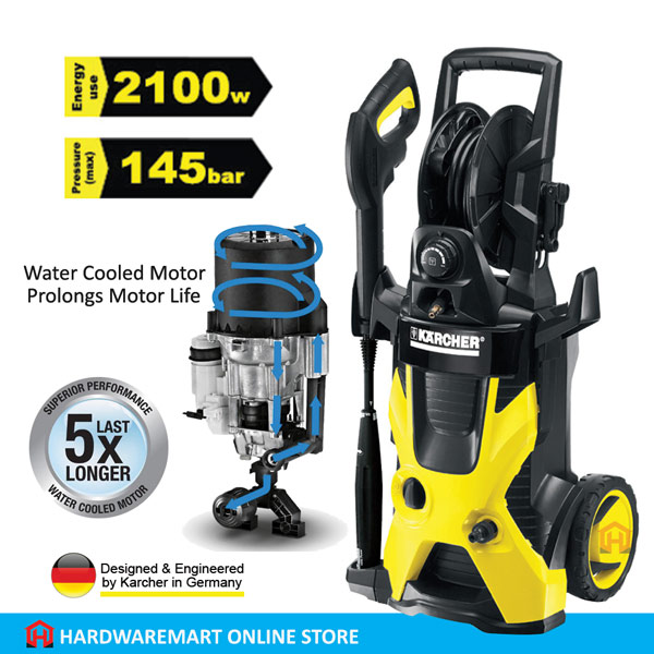 Bra Karcher K5 Premium High Pressure Was (end 5/4/2021 12:00 AM) BV-06
