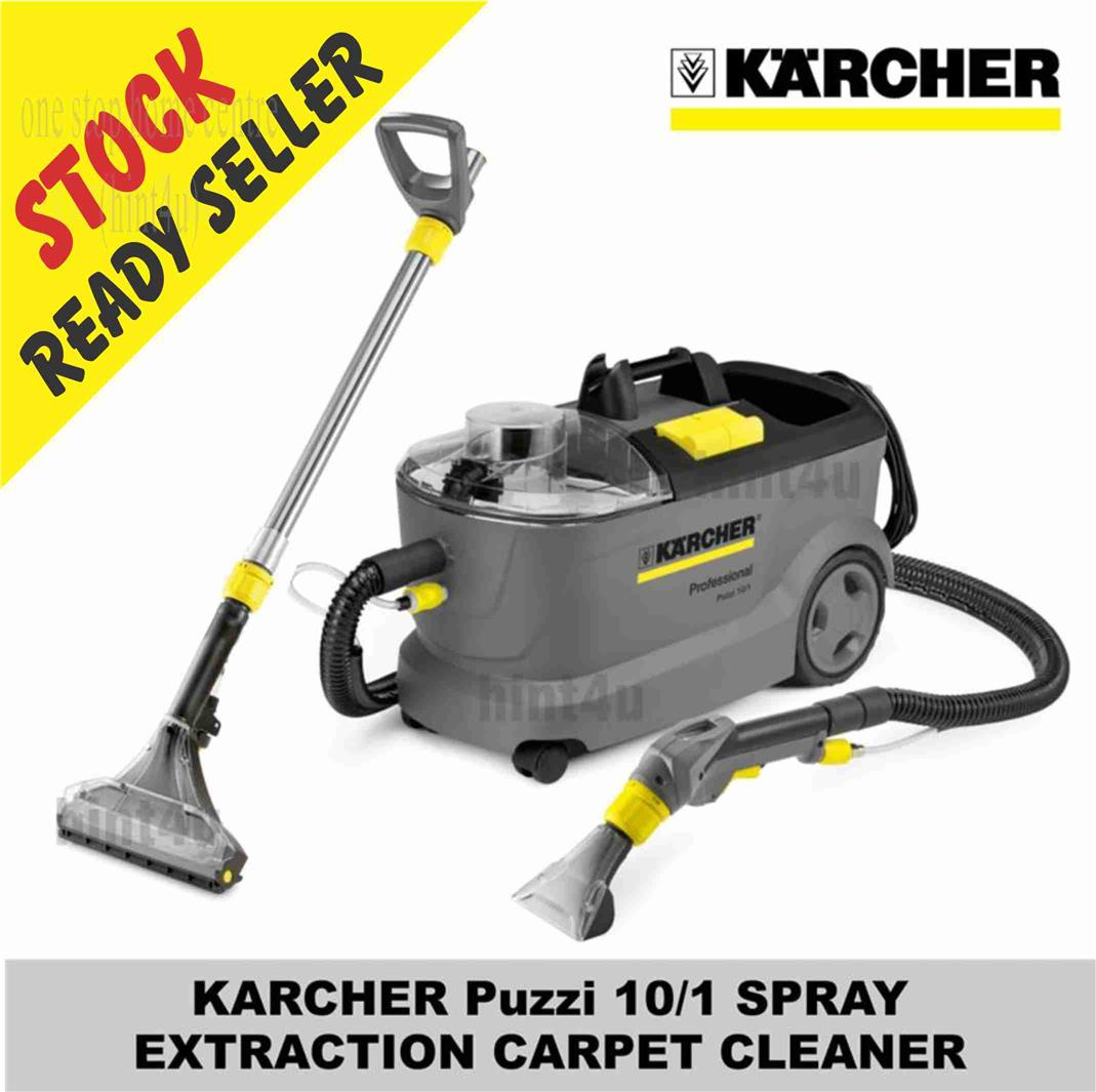 KARCHER PUZZI 10/1 SPRAY EXTRACTION (end 6/23/2018 6:15 AM)