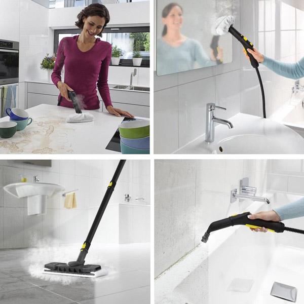 Karcher sc 3 steam cleaner easyfix end 11 18 2020 10 09 am for Karcher pulitore a vapore sc 5