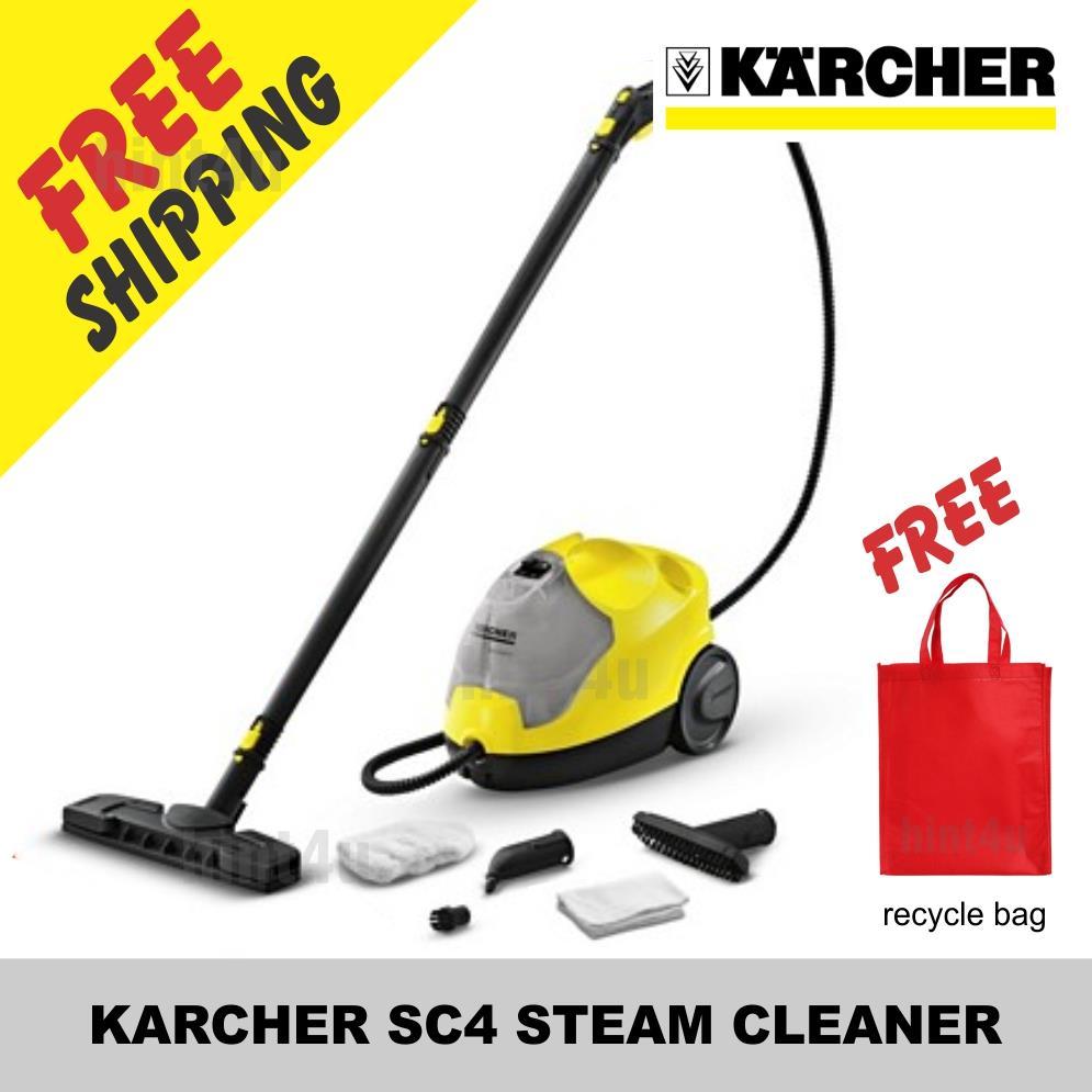 karcher sc4 vacuum steam cleaner free end 6 8 2018 6 15 am. Black Bedroom Furniture Sets. Home Design Ideas