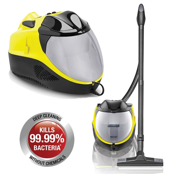Karcher SV7 Steam Vacuum Cleaner (2200W/210mbar)